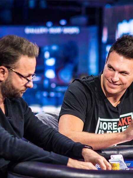 The Latest Performance of Canadian Poker Pro Players